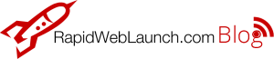 rapidweblaunch blog logo