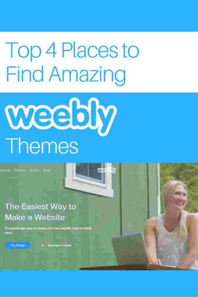 premium weebly themes