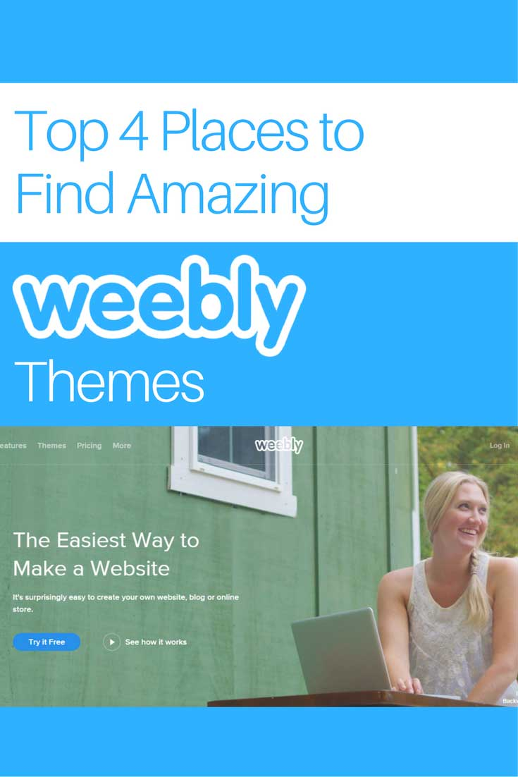 Here are the best places to find free and premium Weebly themes.