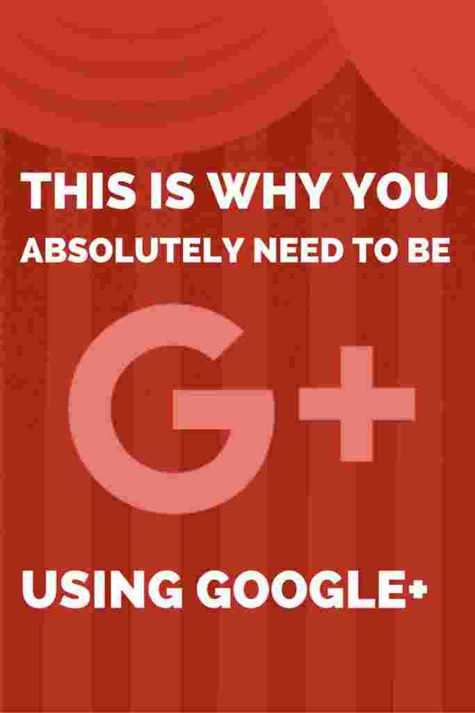 google+ for marketing