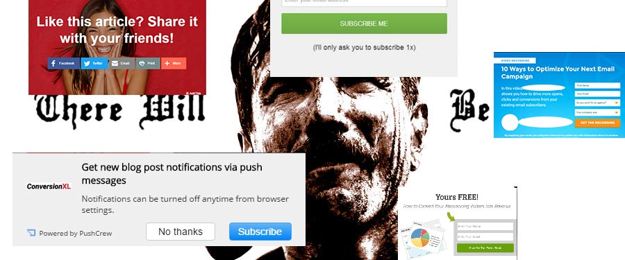 how to get rid of popups