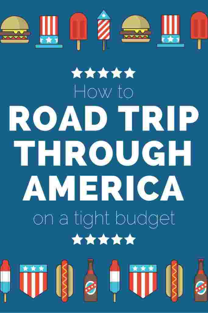road trip usa cheap
