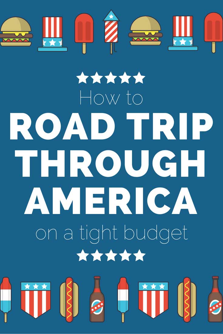 Find out how you can travel across America for dirt cheap!