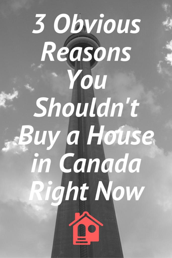 housing bubble canada