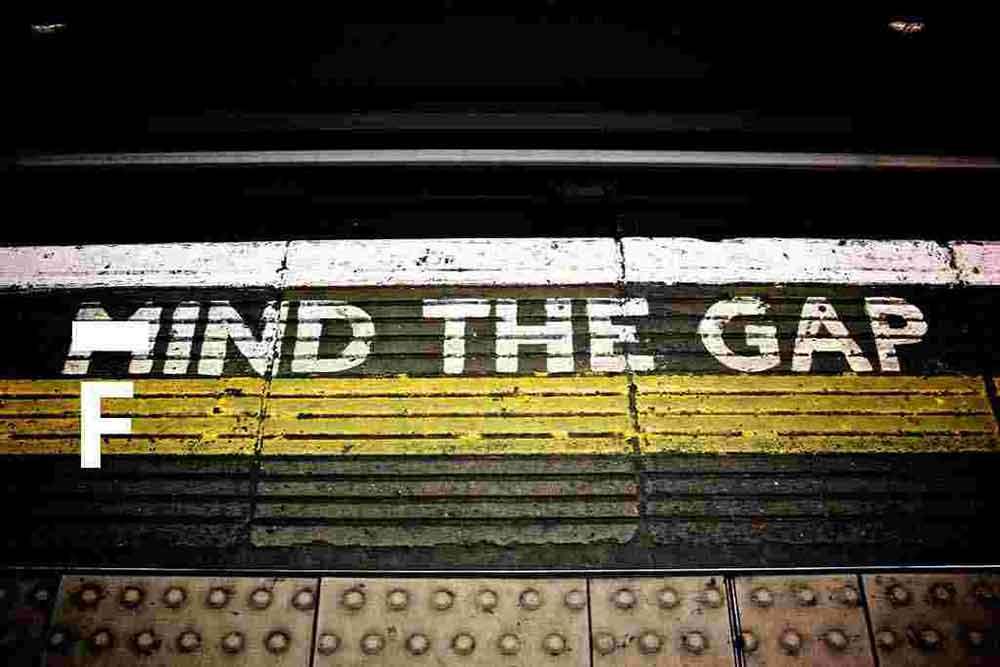 find the gap niche audience 1