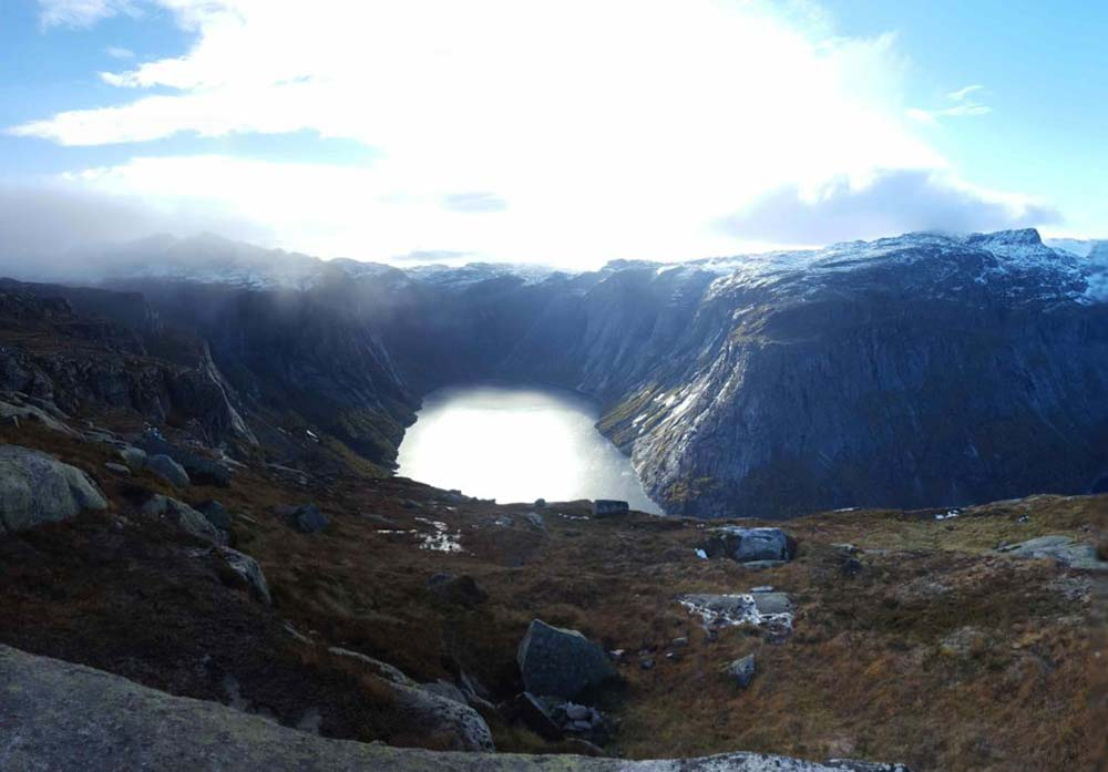 hiking trolltunga norway 3 1