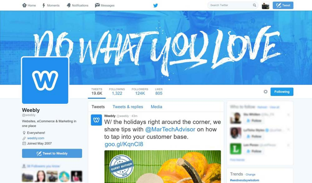weebly review twitter 1