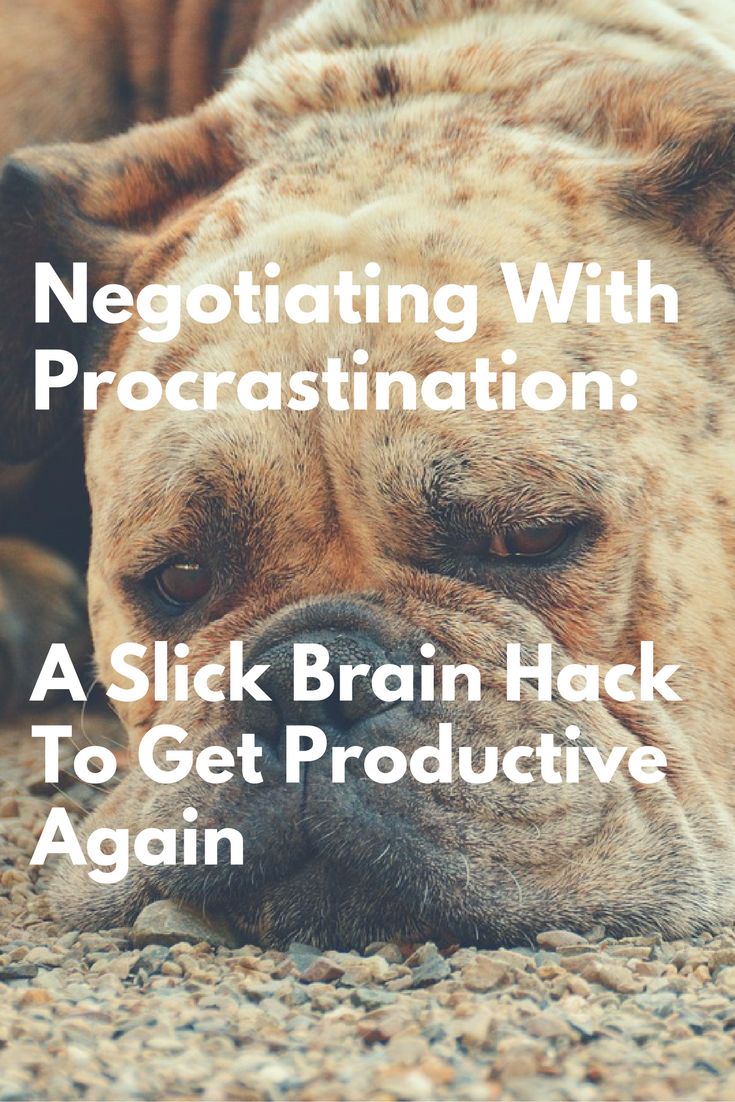 Productivity tips and tricks are everywhere. Find out why this brain hack is different, and simply effective.
