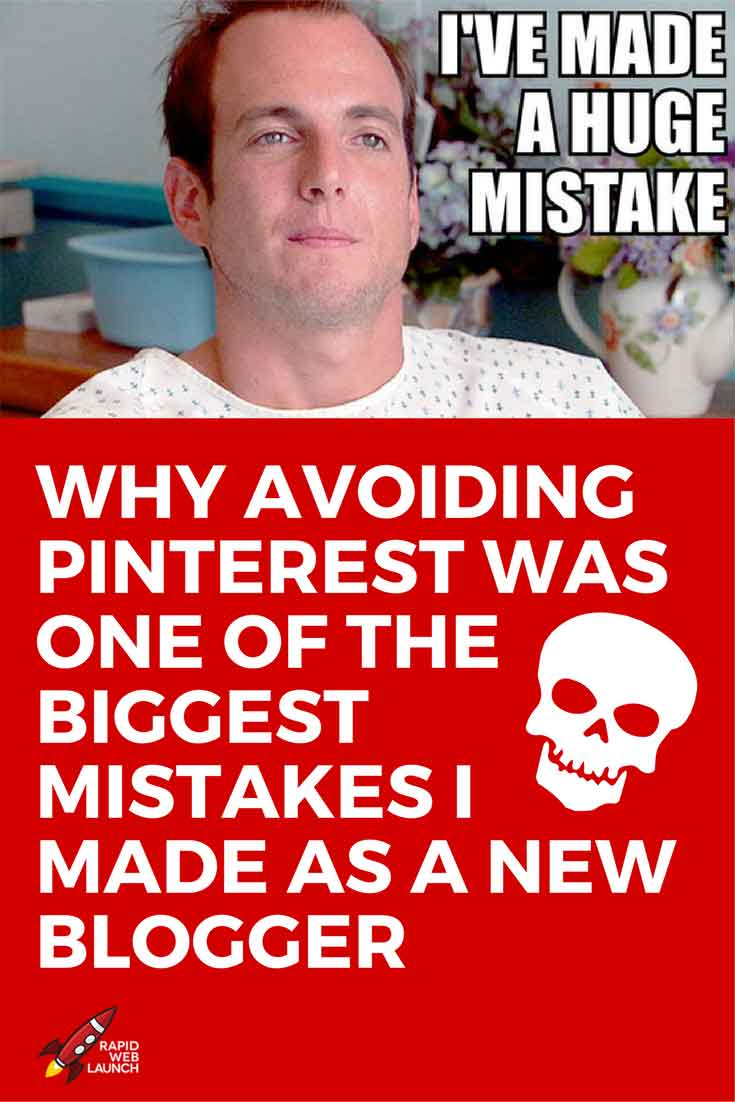 Having a Pinterest marketing strategy is super important, as it turns out. Avoid my mistakes and start using Pinterest right now.