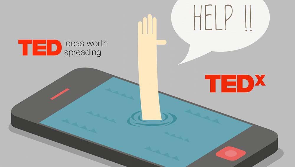 ted talks smartphone addiction