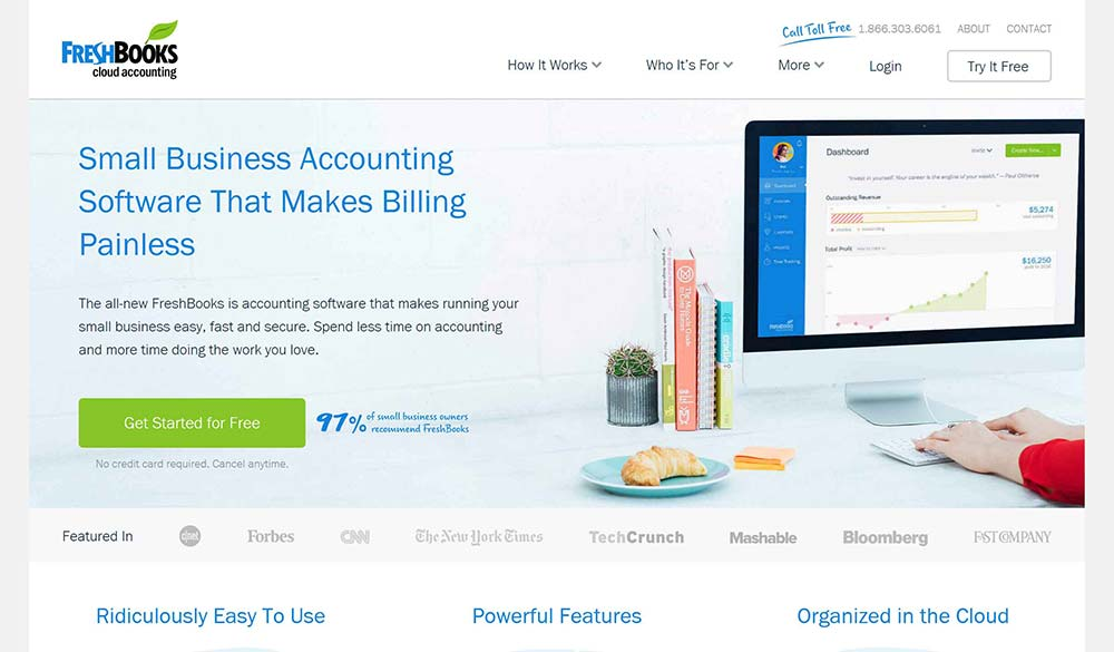 FreshBooks Review - The Lovable Invoicing and Accounting Platform