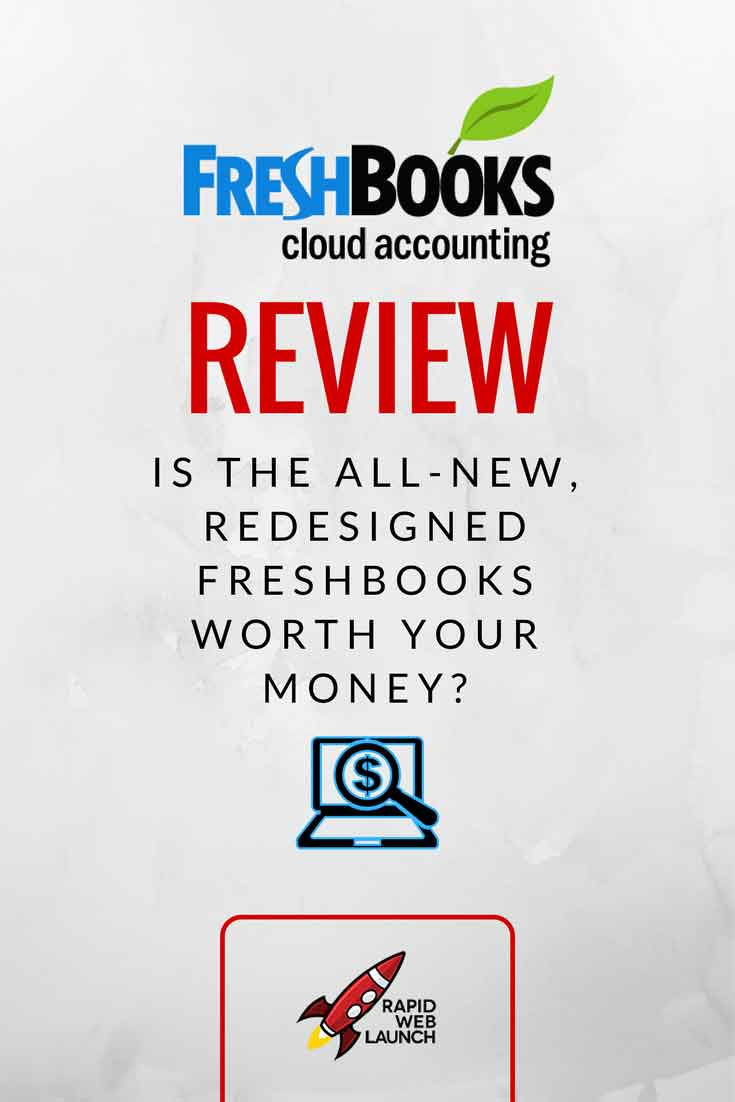 Need an invoicing and accounting software for your small business? Read my full review of Freshbooks and see if it's a good fit for your business.