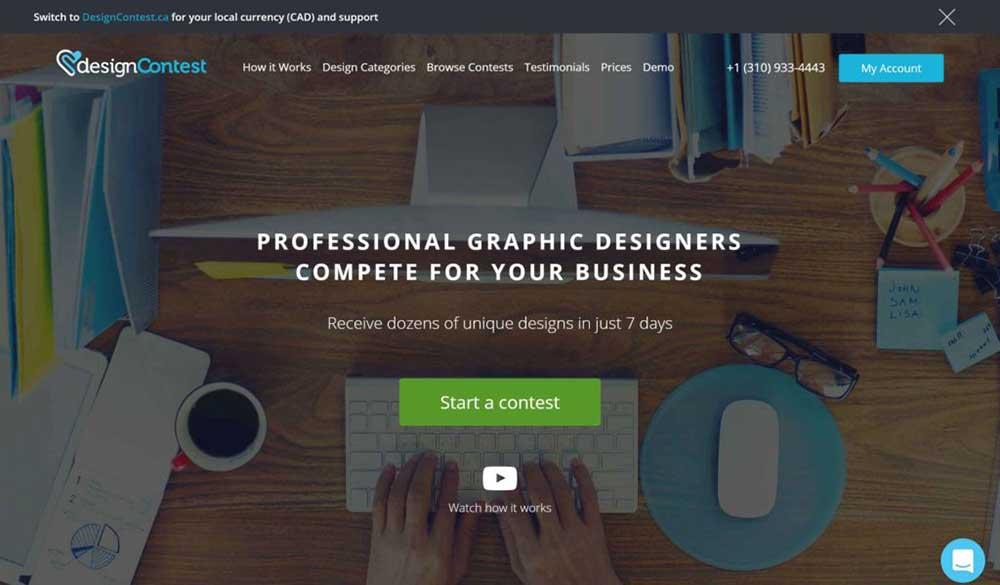 designcontest logo design 1