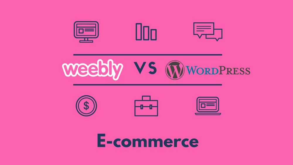 weebly vs wordpress ecommerce 1 1