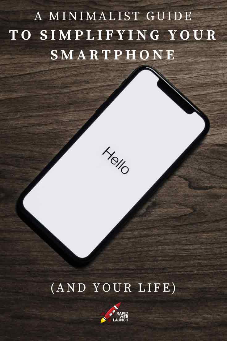The iPhone transformed our day to day lives in many great ways, and some awful ones. Use this minimalist guide to take back control of your smartphone.