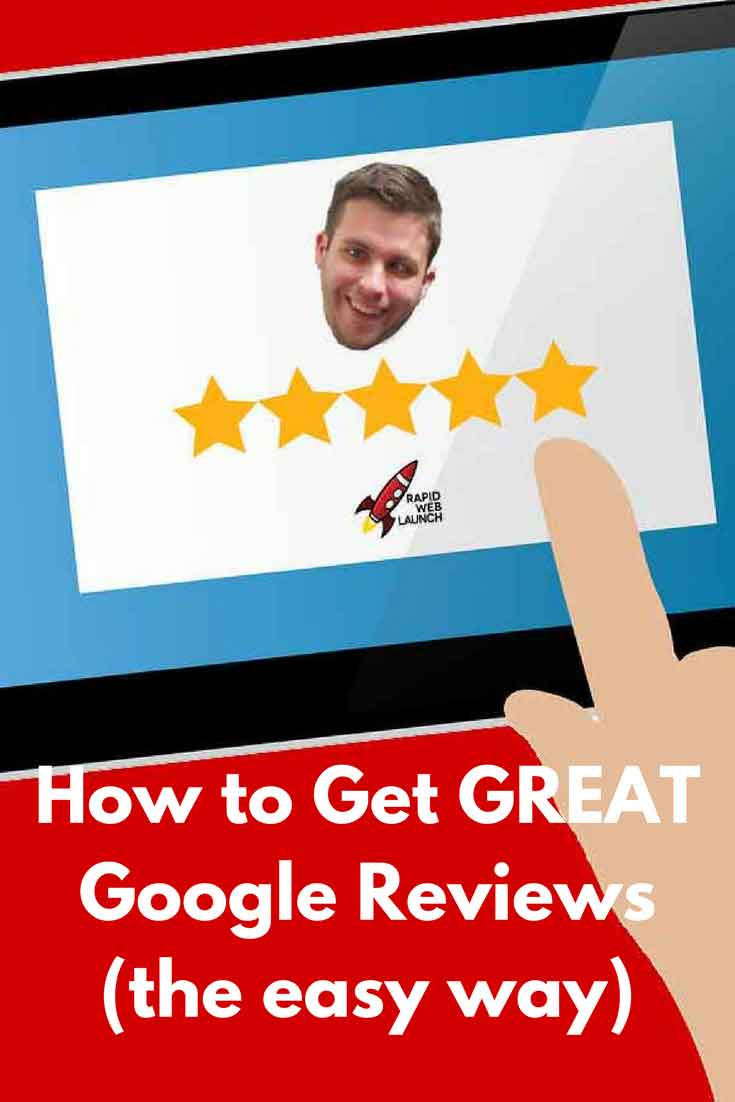Getting a pile of great Google reviews is an important part of your online marketing strategy. Here's how you can get your own direct Google review link to send to your customers.