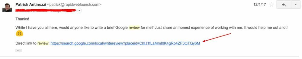 how get more google reviews 5 1