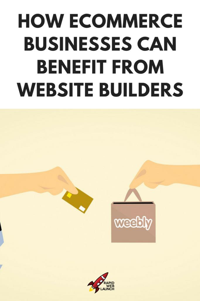 ecommerce site builder