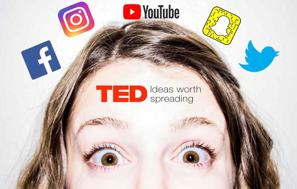 ted talk social media