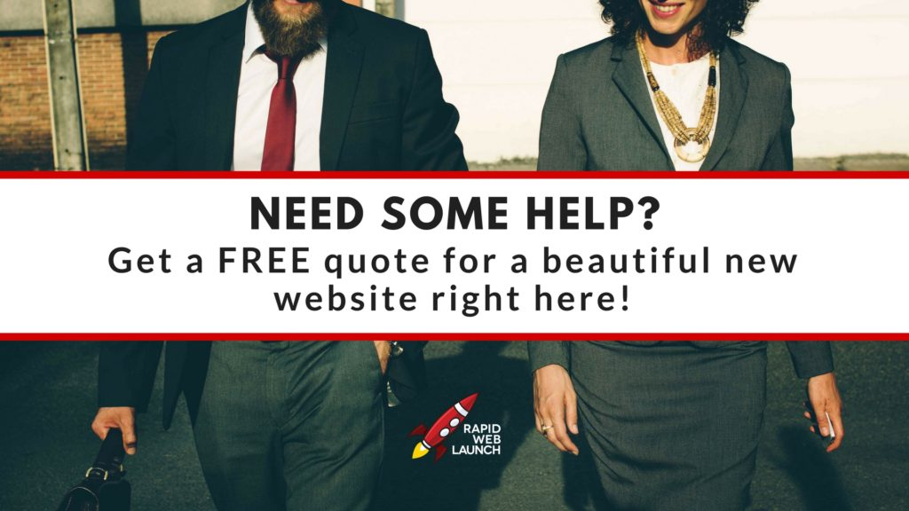 affordable web design for consultants