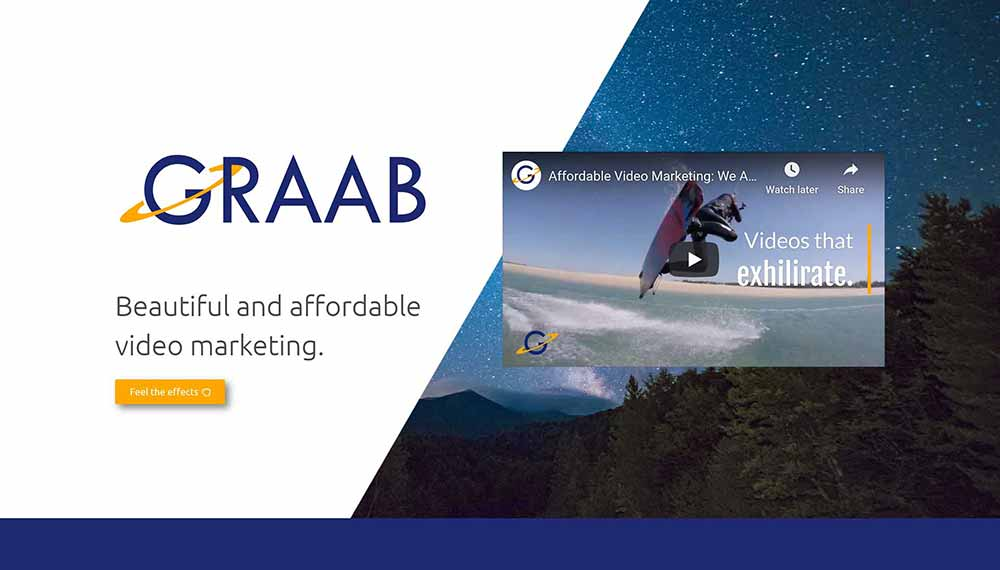 graab marketing consulting website 1