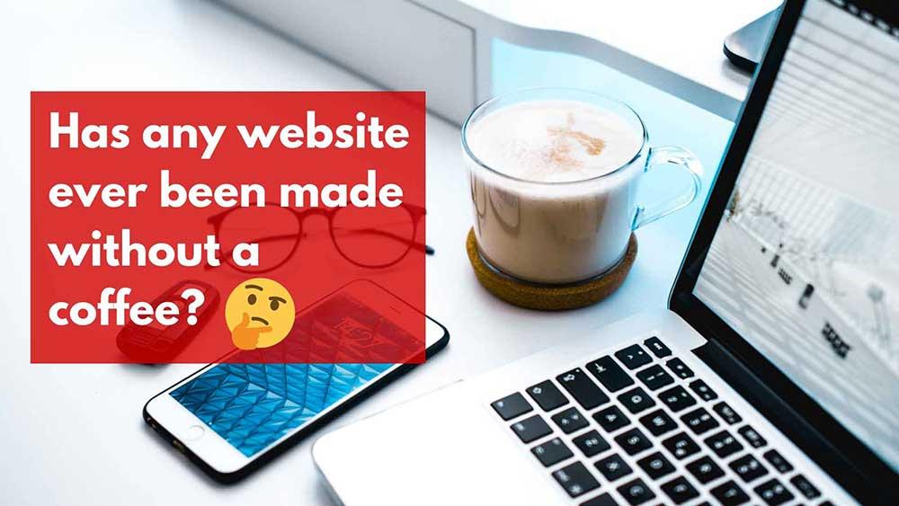 web design skills coffee 2 1