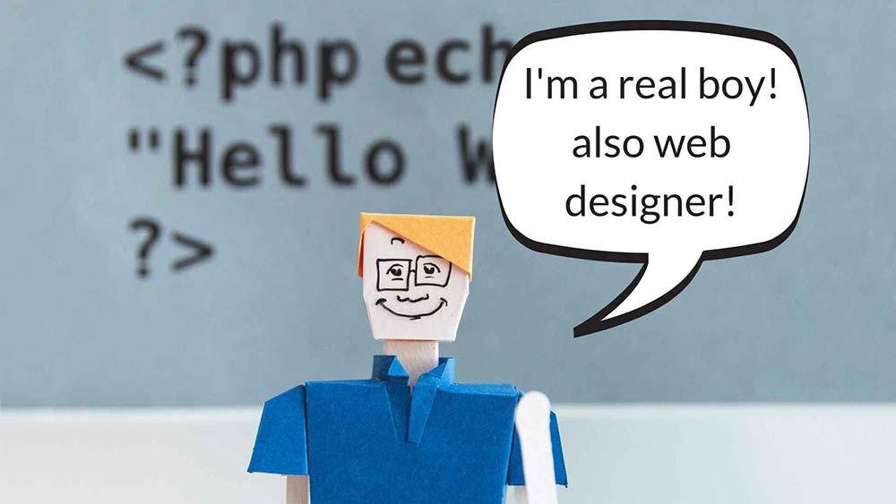 web designer nerd 1