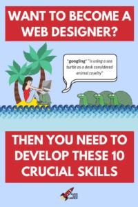 become a web designer