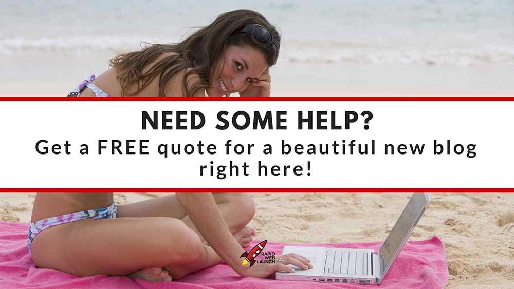 affordable blog web design 1