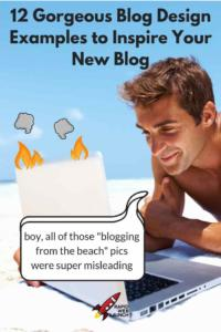 blog design examples