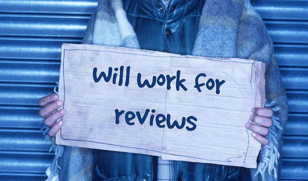 will work for reviews 1