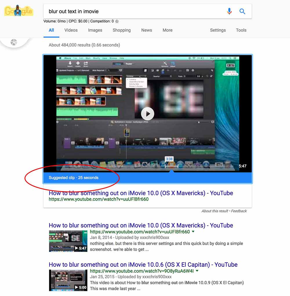 google suggest clip 1