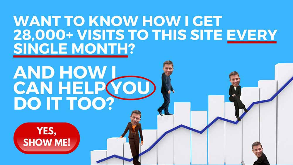get more traffic with content marketing services 1