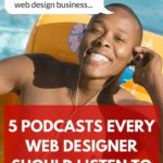 best web design podcasts