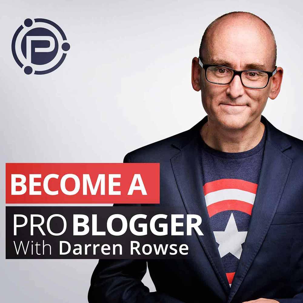 problogger podcast 1