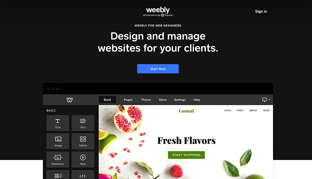 weebly cloud 1