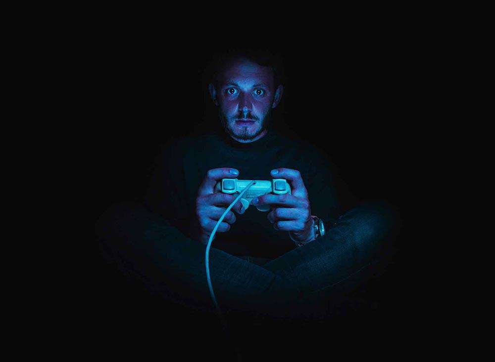 video games habit 1