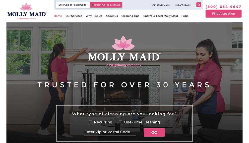 molly maid 1