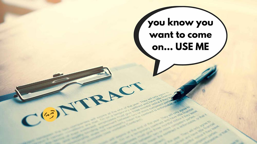 use web design contract 1