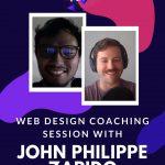 web design coaching