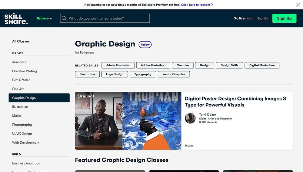skillshare content library 1