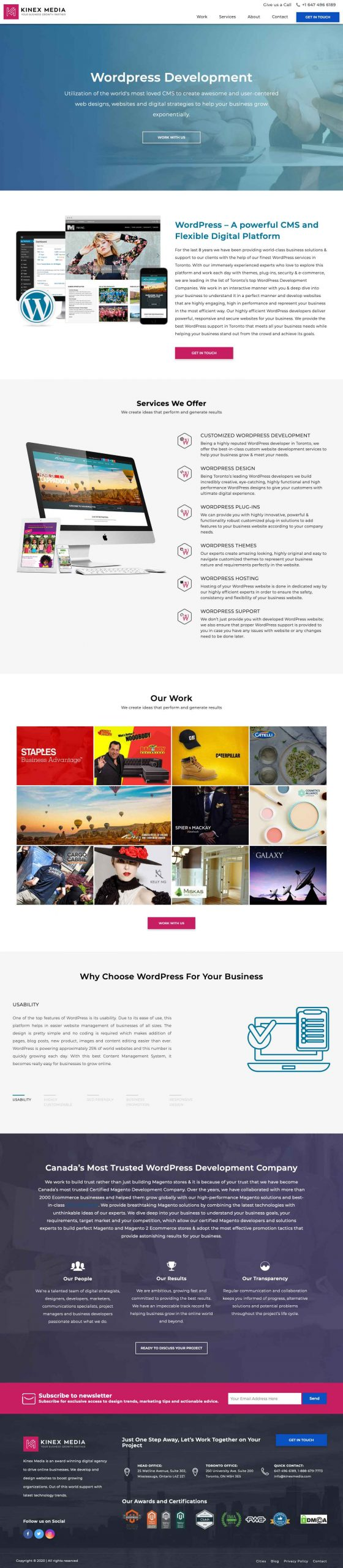 good example up to date web design scaled