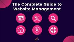 website management cta
