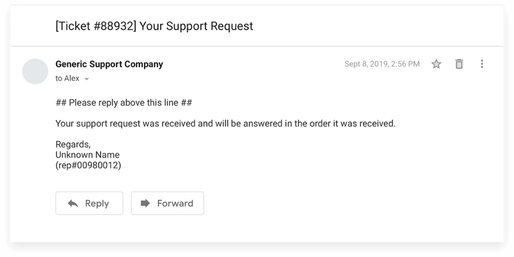generic auto reply 1