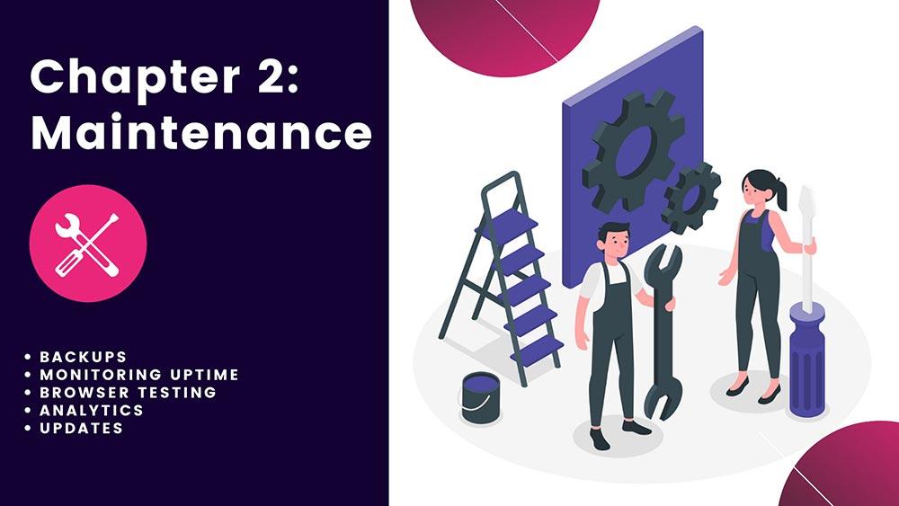 website management guide maintenance 1
