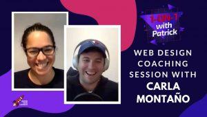 free web design coaching